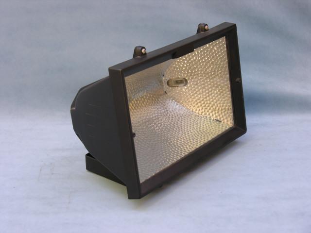 Прожектор галогенный SQ-1000W черный
