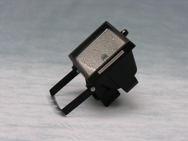 Прожектор галогенный SQ-500W черный