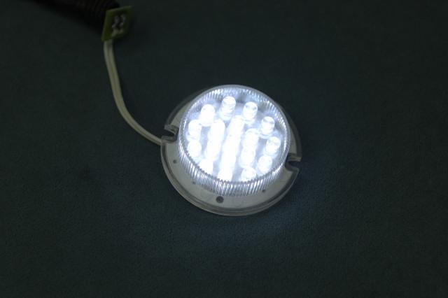Матрица светодиодная FL-MR16 белая 18 LED 12V G5.1