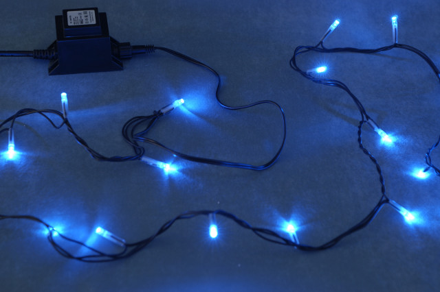 SL LED 17м 24V  blue