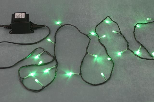 SL LED 17м 24V  green