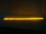 Трубка светодиодная HL-15 yellow 24V 48LED